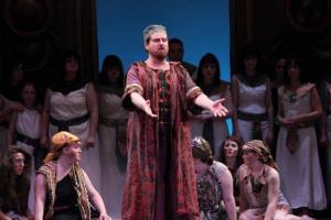 Amonasro in Aida with Rimrock Opera