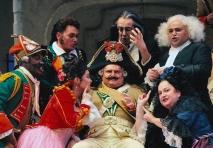 Sergeant in Il Barbiere di Siviglia with San Diego Opera