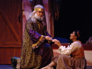 King Melchior in Amahl and the Night Visitors with Lyric Opera San Diego