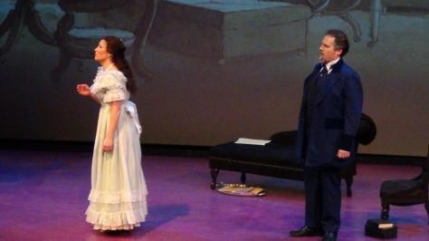 Giorgio Germont in La Traviata with Hubbard Hall Opera Theater