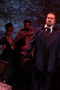 Giorgio Germont in La Traviata with Hubbard Hall Opera Theater