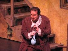 Dr. Dulcamara in L'elisir d'amore with Rimrock Opera