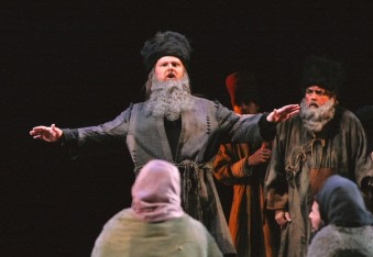 Mityukha in Boris Godunov with San Diego Opera