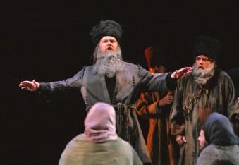 Mityukha in Boris Godunov with San Diego Opera