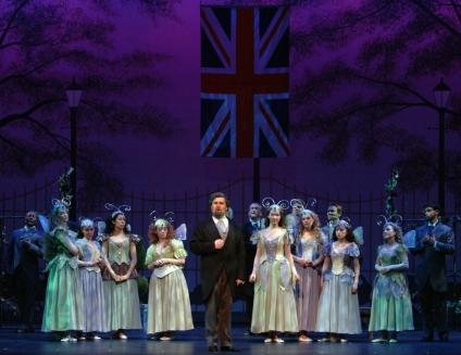 Lord Mountararat in Iolanthe with Lyric Opera San Diego