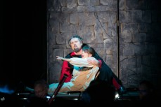 Rigoletto in Rigoletto with Valley Lyric Opera
