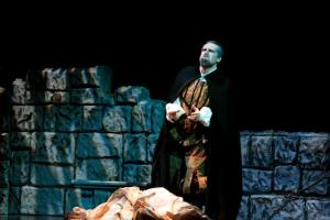 Rigoletto in Rigoletto with Rimrock Opera