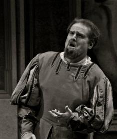 Rigoletto in Rigoletto with Rimrock Opera