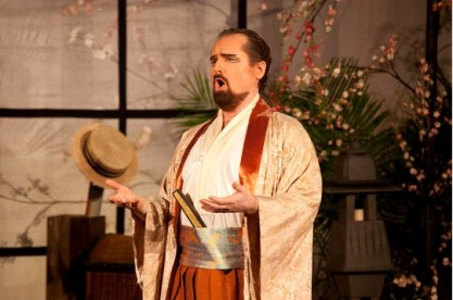 Yamadori in Madama Butterfly with ChelseaOpera