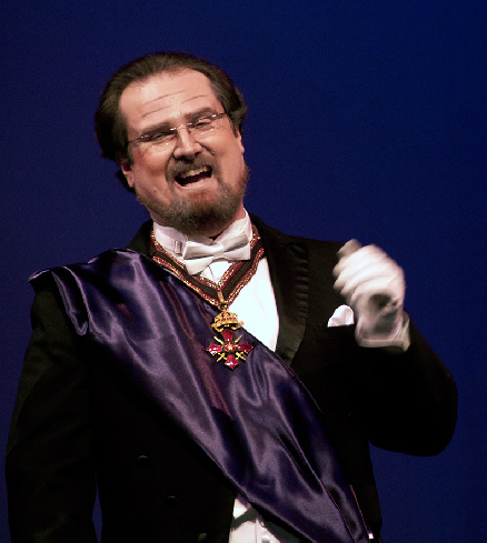 Baron Zeta in The Merry Widow with Rimrock Opera